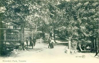 postcard-toronto-riverdale-park-zoo-pen-area-c1910