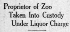 1925 headline